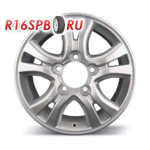 Литой диск Forsage P8030R 8x17 5*150 ET 60
