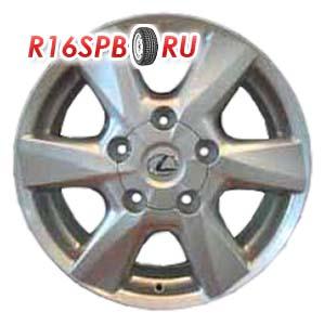 Литой диск Forsage P8184