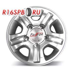 Литой диск Forsage PW0141 8x17 5*150 ET 2