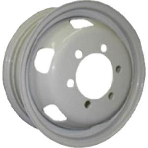 Штампованный диск Газ Газель 3302 5.5x16 6*170 ET 105