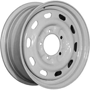 Штампованный диск Газ Соболь 2217 6.5x16 5*139.7 ET 45