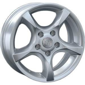 Литой диск Replica Geely EM3 6.5x15 5*114.3 ET 45