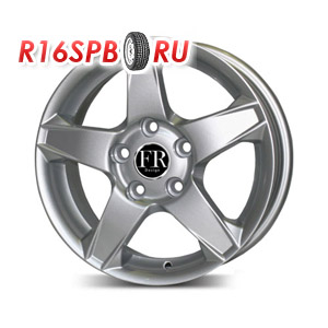Литой диск Replica Honda 755 6x15 4*100 ET 53