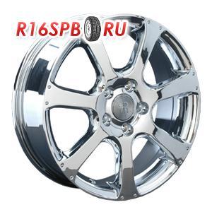 Литой диск Replica Honda H23 6.5x17 5*114.3 ET 50 Chrome