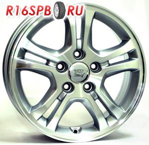 Литой диск Replica Honda W2403 6.5x16 5*114.3 ET 55
