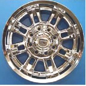Литой диск Replica Hummer KAT828 9.5x22 8*165.1 ET 10