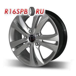 Литой диск Replica Hyundai 028