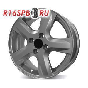 Литой диск Replica Hyundai FR055 6x15 4*100 ET 45