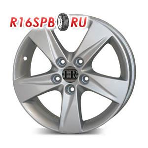 Литой диск Replica Hyundai 608 7.5x17 6*139.7 ET 25