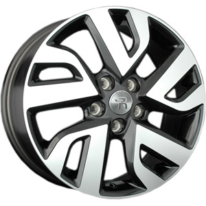 Литой диск Replica Hyundai HND158