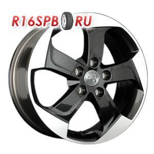 Литой диск Replica Hyundai HND160 6.5x17 5*114.3 ET 48 BKF