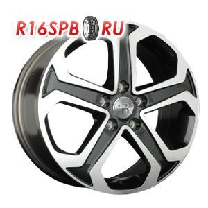Литой диск Replica Hyundai HND162 6.5x17 5*114.3 ET 48 BKF
