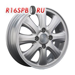 Литой диск Replica Hyundai HND22 5x14 4*100 ET 46 S
