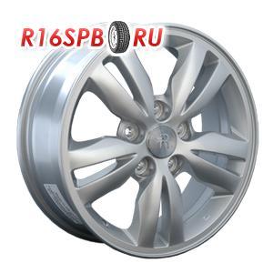 Литой диск Replica Hyundai HND43 6.5x16 5*114.3 ET 46 S