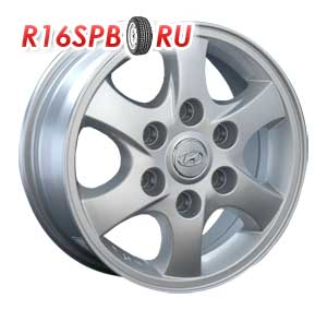 Литой диск Replica Hyundai HND45 6x15 6*139.7 ET 30