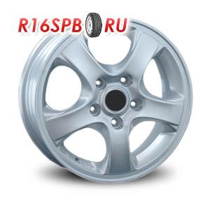 Литой диск Replica Hyundai HND66 5.5x15 5*114.3 ET 41