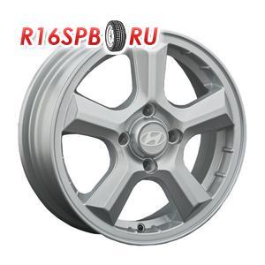 Литой диск Replica Hyundai HND7 6x16 4*100 ET 52 S