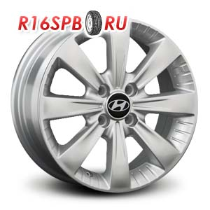Литой диск Replica Hyundai HND72 6x15 4*100 ET 48