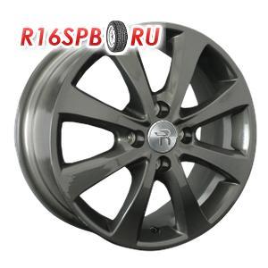 Литой диск Replica Hyundai HND73 6x15 4*100 ET 48 GM