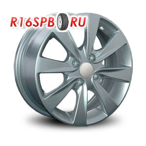 Литой диск Replica Hyundai HND74 6x16 4*100 ET 52