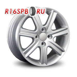 Литой диск Replica Hyundai HND76 6x15 4*100 ET 48