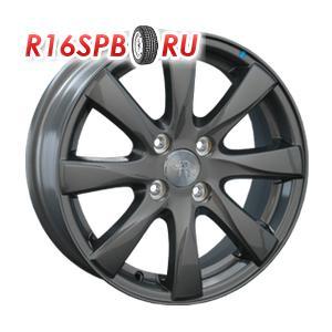 Литой диск Replica Hyundai HND82 6x15 4*100 ET 48 GM