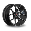 Inforged IFG17 8.5x19 5*112 ET 40 dia 66.6 Black Machined