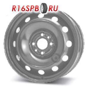 Штампованный диск KFZ 5935 5.5x14 4*98 ET 37