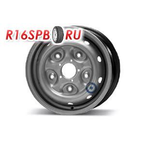 Штампованный диск KFZ 6250 5.5x14 5*160 ET 60