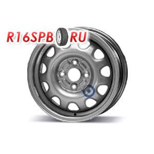 Штампованный диск KFZ 6520 5.5x14 4*100 ET 45