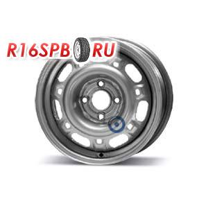 Штампованный диск KFZ 7080 6x14 4*100 ET 38