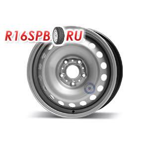 Штампованный диск KFZ 7215 6x15 5*108 ET 44