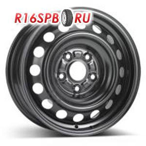 Штампованный диск KFZ 7580 6x15 5*114.3 ET 39