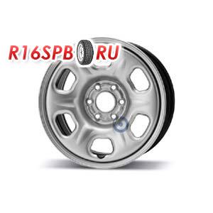 Штампованный диск KFZ 7920 7x16 6*114.3 ET 30