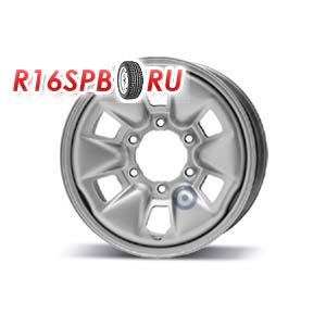 Штампованный диск KFZ 8070 6x15 6*139.7 ET 30