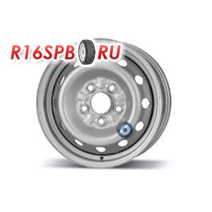 Штампованный диск KFZ 8145 6x15 5*120 ET 40