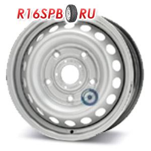 Штампованный диск KFZ 8337 6.5x15 5*160 ET 60