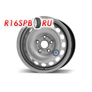 Штампованный диск KFZ 8385