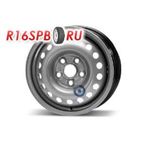 Штампованный диск KFZ 8845 6x15 5*112 ET 55
