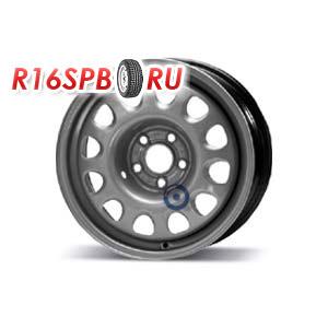 Штампованный диск KFZ 8945 6x15 5*100 ET 35
