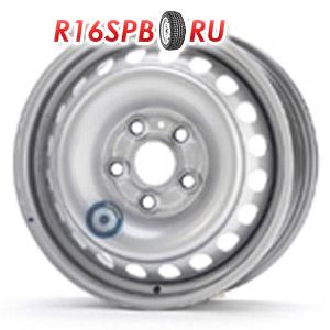 Штампованный диск KFZ 9053 6.5x16 5*120 ET 62