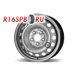 Штампованный диск KFZ 9095 6x16 5*112 ET 54
