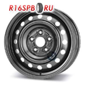 Штампованный диск KFZ 9107 6.5x16 5*114.3 ET 50