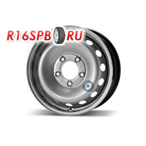 Штампованный диск KFZ 9133 6.5x16 5*130 ET 66