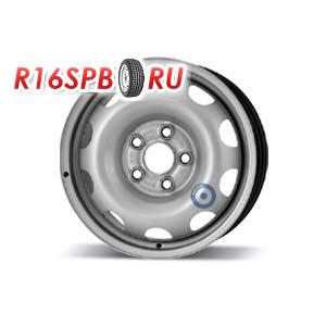 Штампованный диск KFZ 9365 7x16 5*120 ET 54