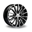 Khomen Wheels Double-Spoke 611 6.5x16 5*112 ET 46 dia 57.1 Black