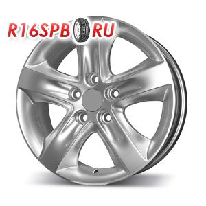 Литой диск Replica Kia 595 6.5x16 5*114.3 ET 45