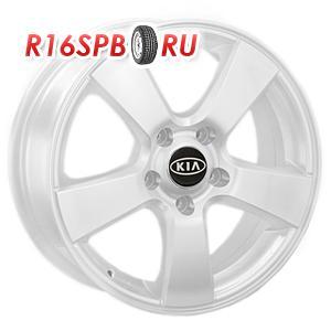 Литой диск Replica Kia KI22 6.5x16 5*114.3 ET 41 W
