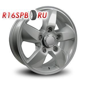 Литой диск Replica Kia KI2H 7x16 5*139.7 ET 45