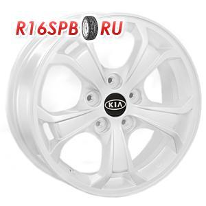 Литой диск Replica Kia Ki35 6.5x16 5*114.3 ET 41 W